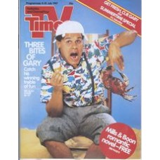 TVT 1987/28 - 4-10 July 1987 (HTV and C4) SUMMERTIME SPECIAL - Gary Wilmot