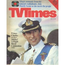 TVT 1977/50 - December 10-16, 1977 (Granada) [Incomplete] JUBILEE! A RIGHT ROYAL CELEBRATION - with cover photo of Prince Charles.