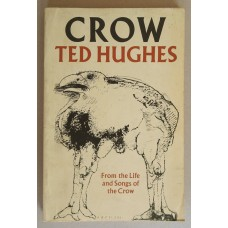 HUGHES (Ted) CROW From the Life and Songs of the Crow