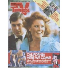 TVT 1988/09 - 27 February-4 March 1988 (TSW and C4)  ITV / C4 NEWS - Duke and Duchess of York's Royal Tour, USA.